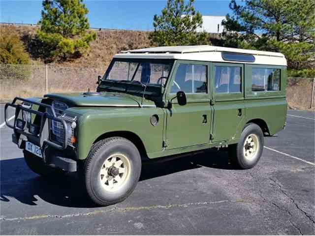 1971 Land Rover Defender | 972435