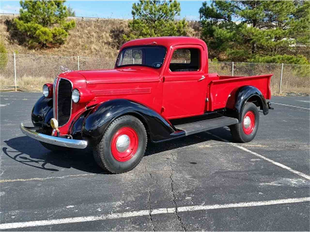 1938 dodge pickup for sale cc 972436. Black Bedroom Furniture Sets. Home Design Ideas