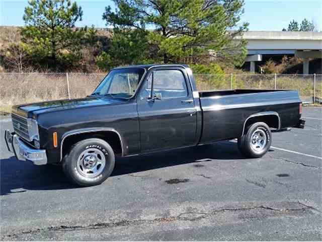 1975 Chevrolet C/K 10 | 972438