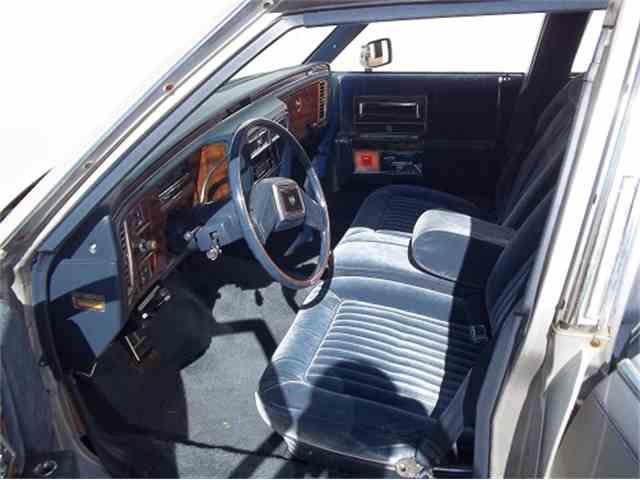 1989 Cadillac Limousine | 972439