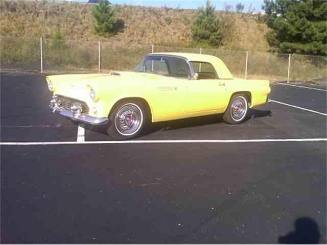 1955 Ford Thurderbird | 972441
