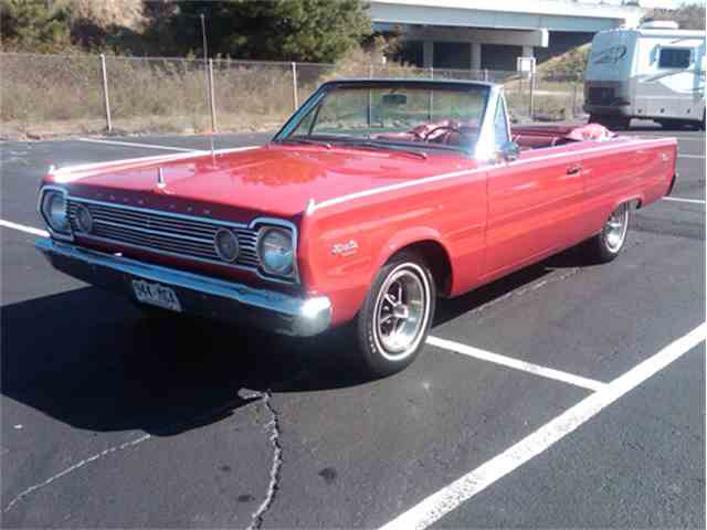 1966 Plymouth Satellite | 972442