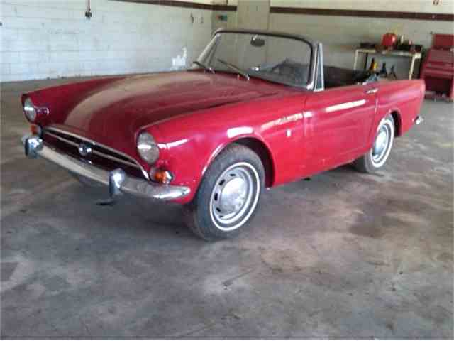1967 Sunbeam Alpine | 972443