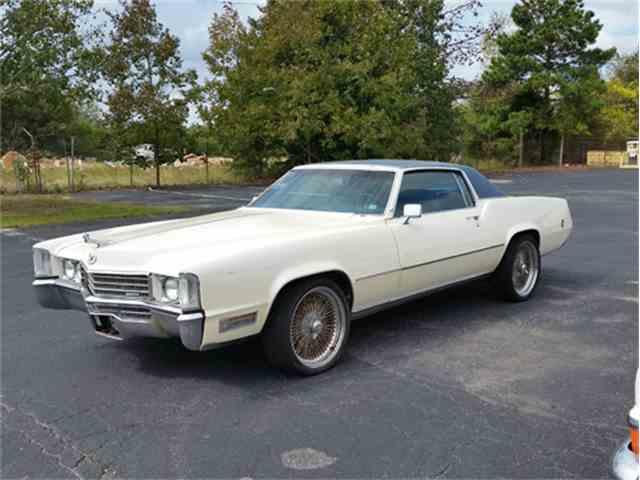 1970 Cadillac Eldorado | 972449