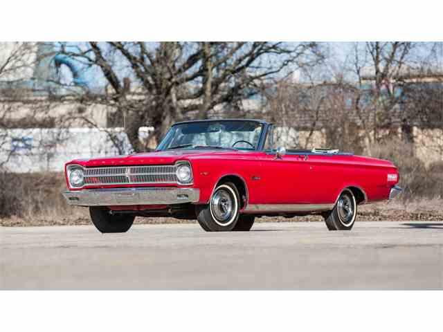 1965 Plymouth Satellite | 970245