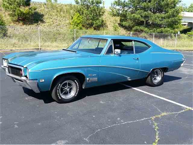 1968 Buick Gran Sport | 972456