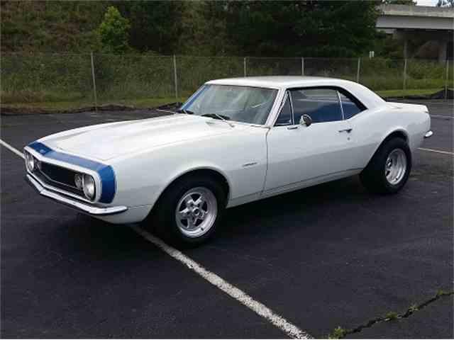 1967 Chevrolet Camaro | 972460