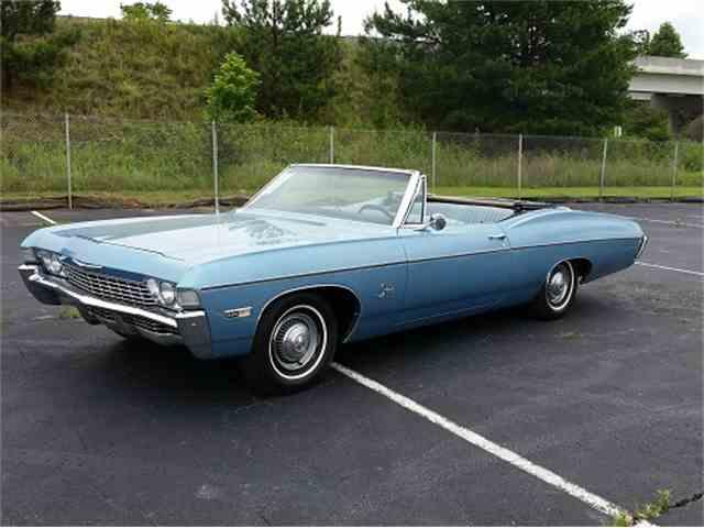 1968 Chevrolet Impala | 972462