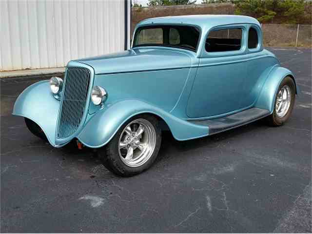 1934 Ford Coupe | 972465