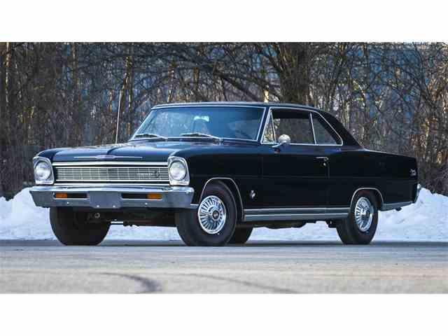 1966 Chevrolet Nova SS | 970247