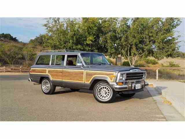 1988 Jeep Wagoneer | 972475