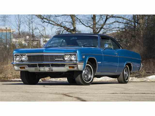 1966 Chevrolet Impala SS | 970248
