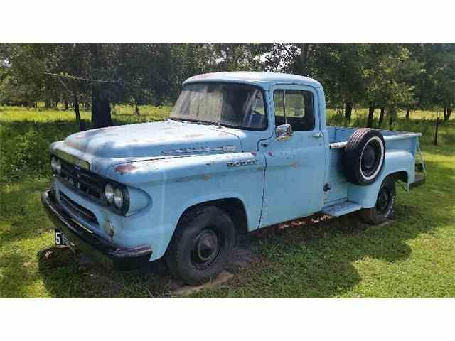 1959 Dodge D100 | 972499