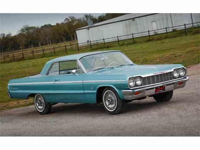 1964 Chevrolet Impala SS | 970025