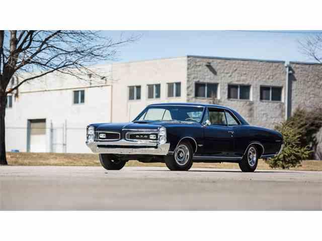 1966 Pontiac GTO | 970250