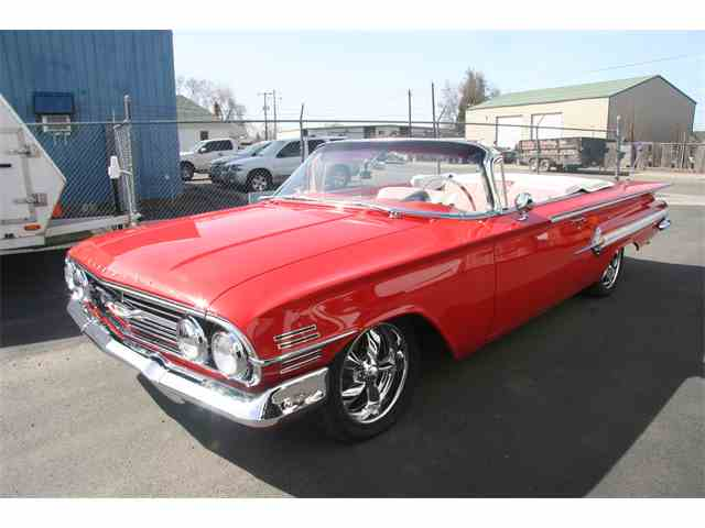 Classic Chevrolet Impala For Sale On Classiccars Com Available