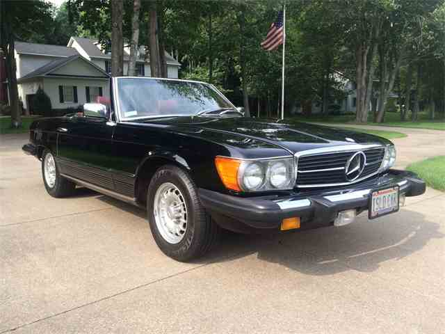 1983 Mercedes-Benz 380SL | 972508