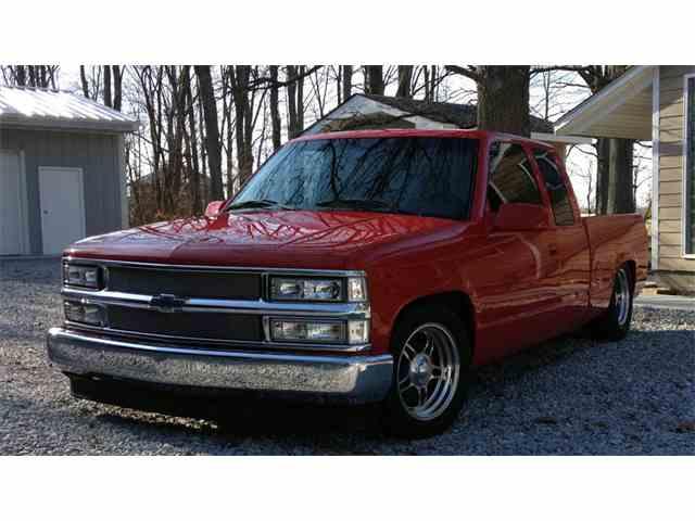 1995 Chevrolet C/K 1500 | 972510