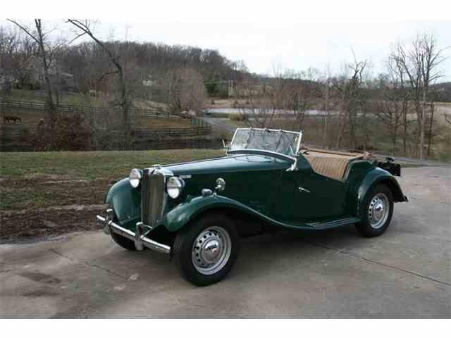 1953 MG TD | 972526
