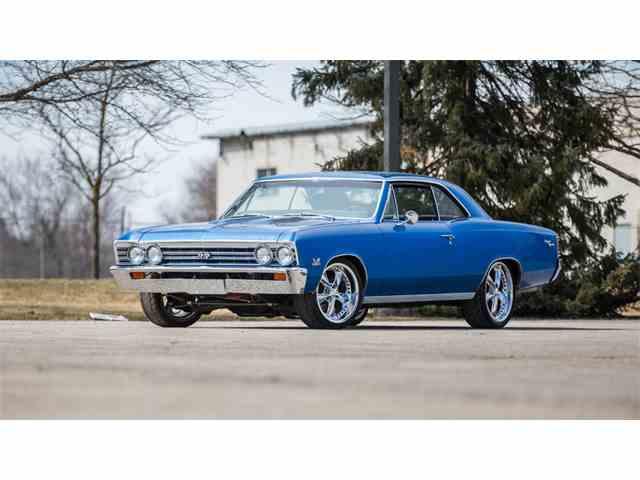 1967 Chevrolet Malibu | 970253