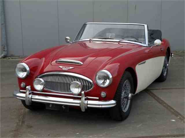 1963 Austin-Healey 3000 Mark II | 972538