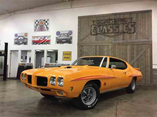 1970 Pontiac GTO | 972539