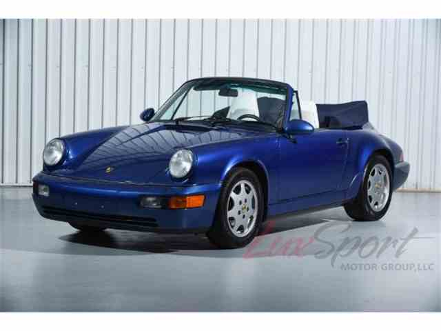 Picture of '91 964 Carrera 2 Cabriolet - KUF0