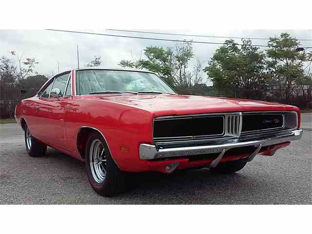 1969 Dodge Charger R/T | 972543