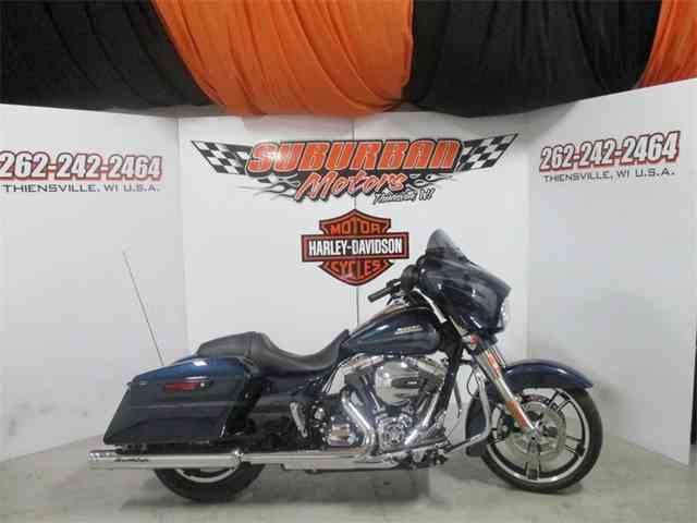 2016 Harley-Davidson® FLHXS - Street Glide® Special | 972546