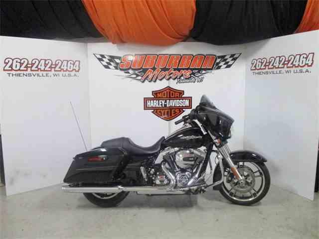 2016 Harley-Davidson® FLHXS - Street Glide® Special | 972548