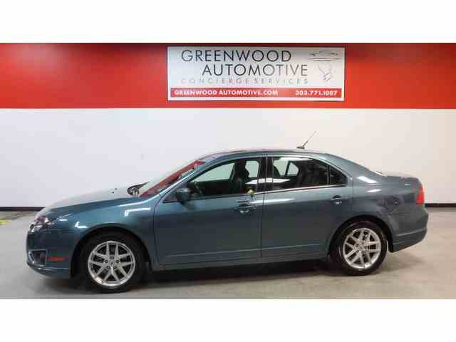 2012 Ford Fusion | 972557