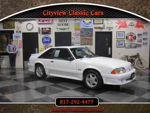 1992 Ford Mustang GT | 972569