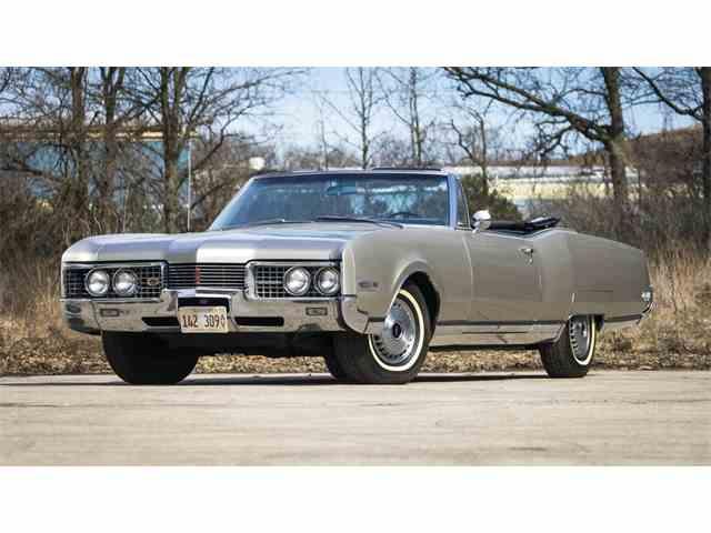 1967 Oldsmobile 98 | 970257