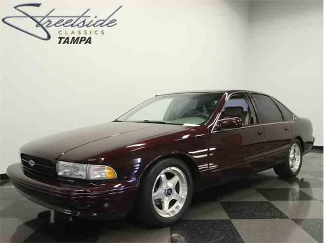1995 Chevrolet Impala SS | 972570