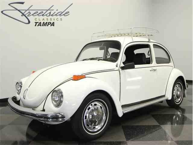 1971 Volkswagen Super Beetle | 972572