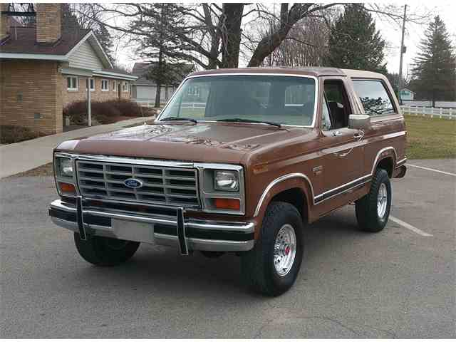 1986 Ford Bronco | 972573