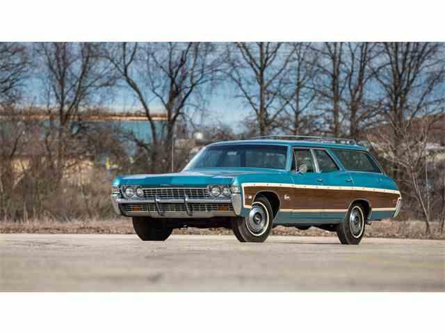 1968 Chevrolet Caprice | 970258