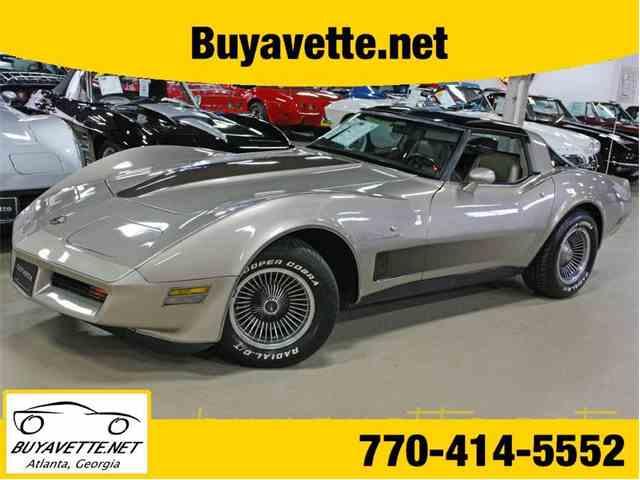 1982 Chevrolet Corvette | 972581