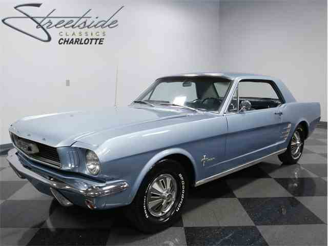 1966 Ford Mustang   972587