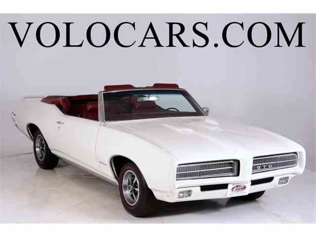1969 Pontiac GTO | 972590