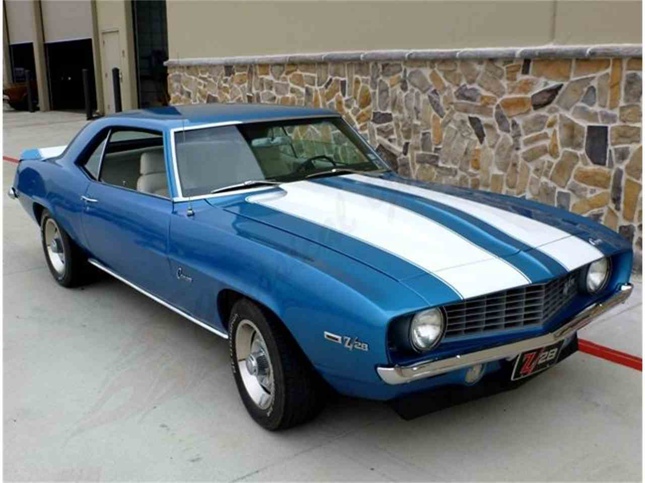 1969 chevrolet camaro z28 for sale cc - Camaro z28 ...