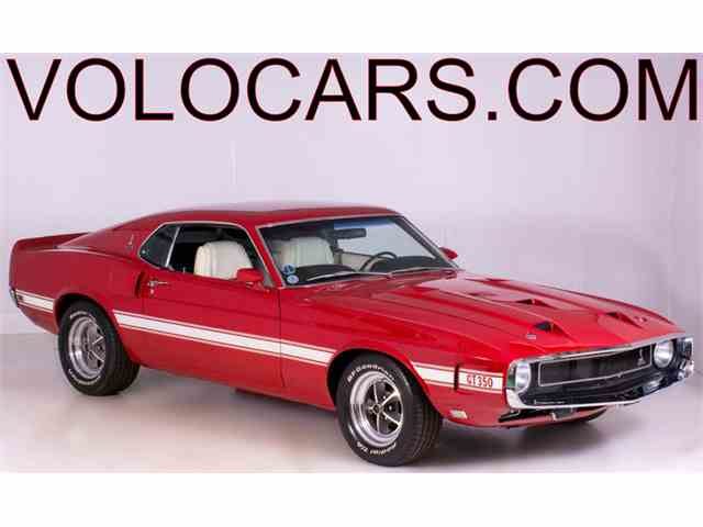 1969 Shelby GT350 | 972598