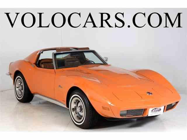 1973 Chevrolet Corvette | 972600