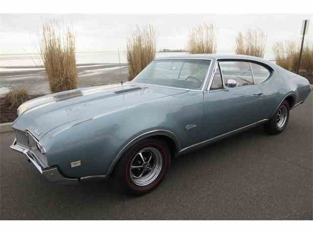 1968 Oldsmobile Cutlass Supreme | 972601