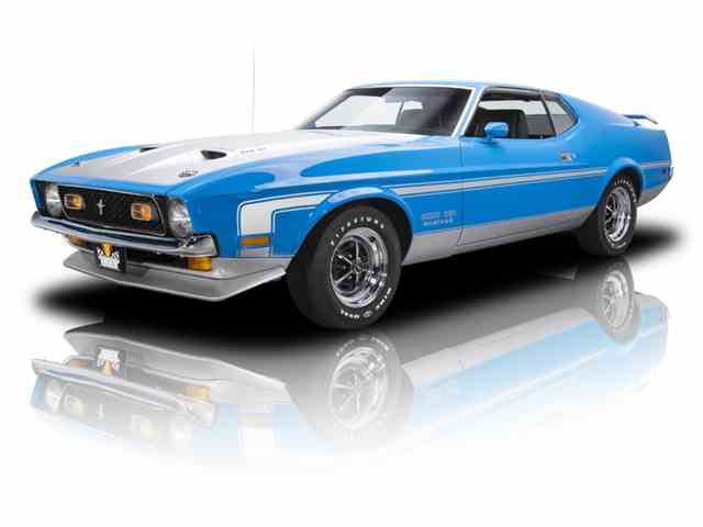1971 Ford Mustang | 972605