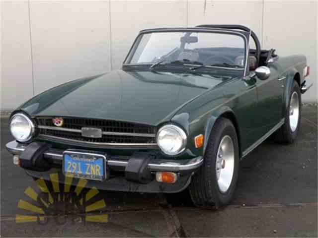 1976 Triumph TR6 | 972607