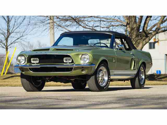 1968 Shelby GT500 | 970261