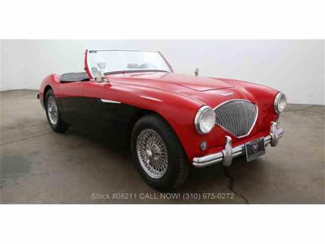 1955 Austin-Healey 100-4 | 972617