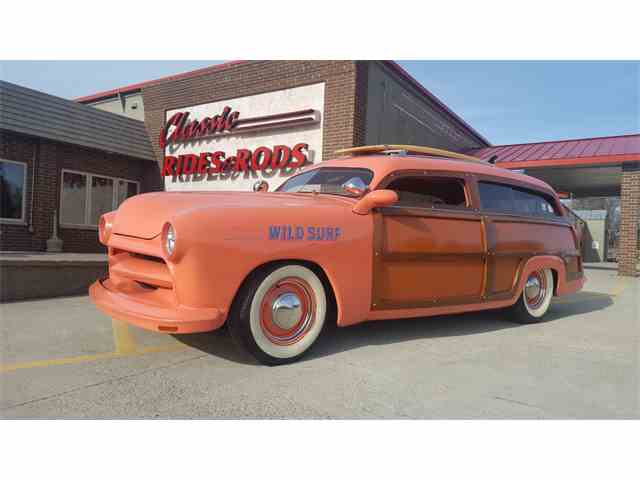 1950 FORD WOODY WILD SURF | 972622