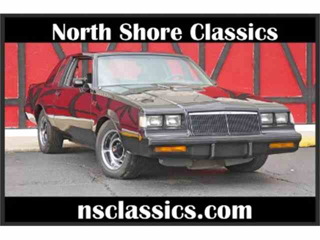 1986 Buick Grand National | 972627
